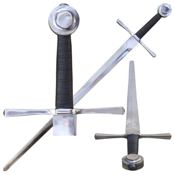 Mittelalter Einhander Schaukampf Schwert Klasse B.