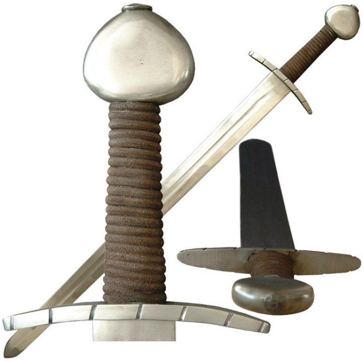 Wikingerschwert Schaukampf