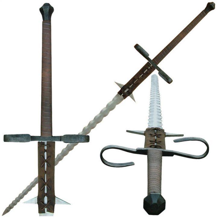 2 hand zwaard
