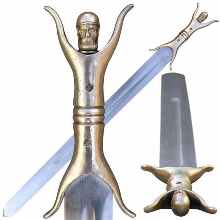 Keltisch zwaard hvpal-1254