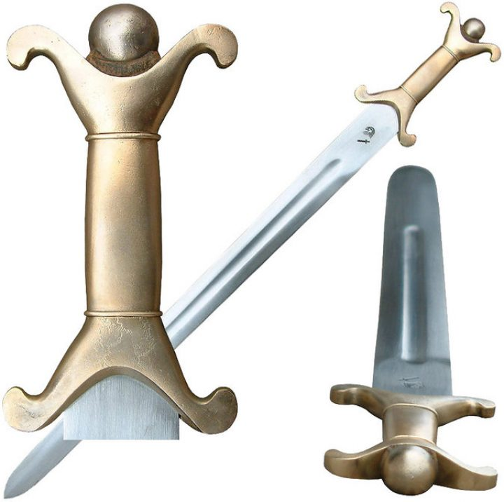 Keltisch zwaard hvpal-1711