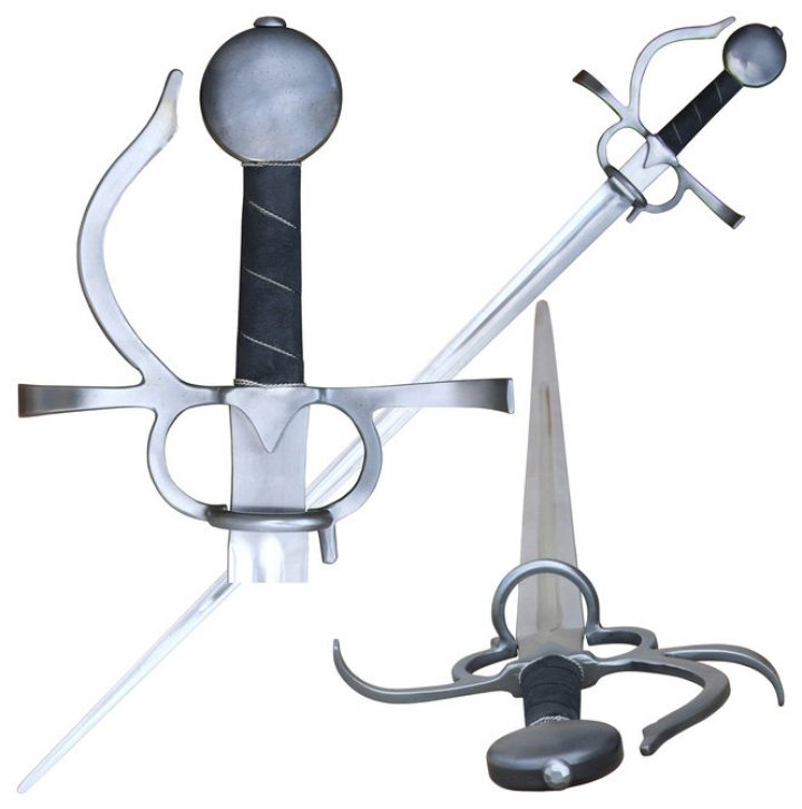Rapier zwaard 15e - 16e eeuws