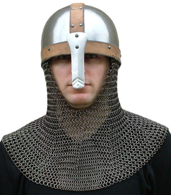 Viking Helm met Maliën