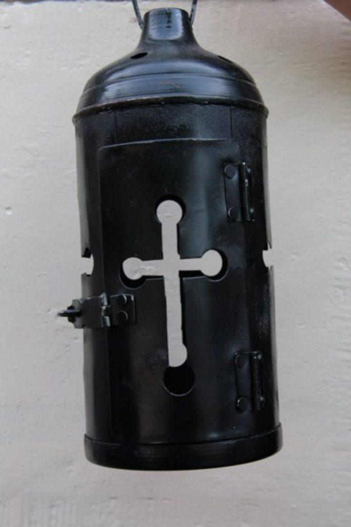 Mittelalterlche Kreuzfahrer Lanterne