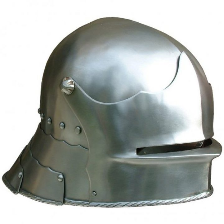 Sallet Helm rond 1490