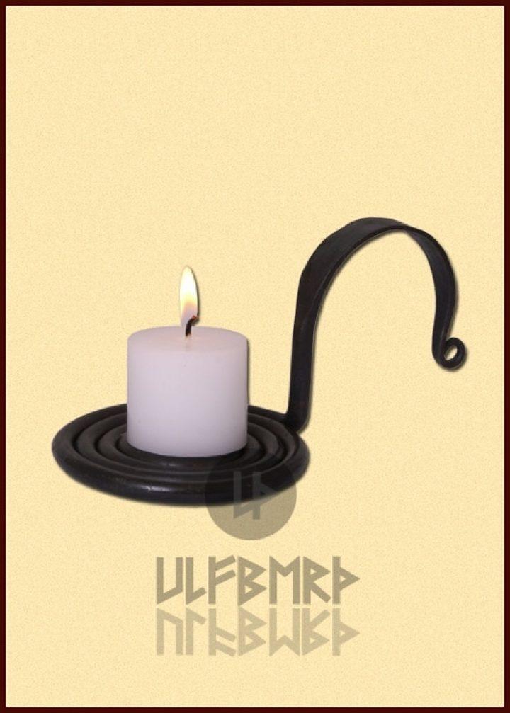 Handgeschmiedete Kerzenhalter