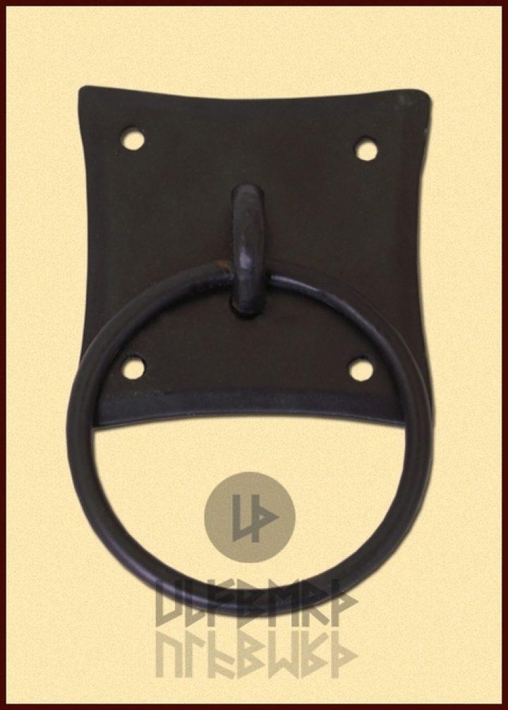 Middeleeuws kist - deurbeslag