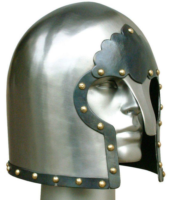 Italiaanse Barbuta Helm 15e eeuws