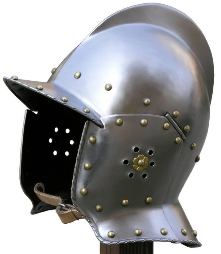 Burgonet Helm 16e eeuws