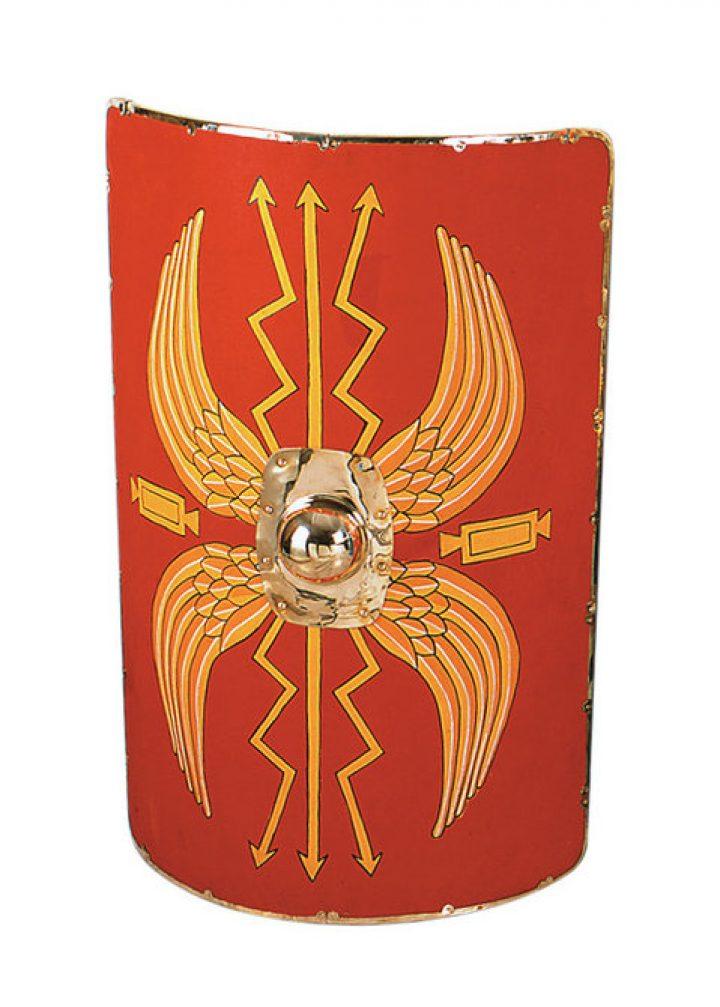 Römischen Legionäre Scutum Schild