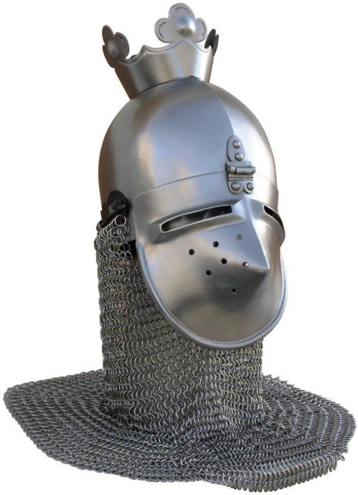 Vizier Helm rond 1380
