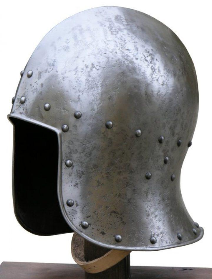 Italienische Beckenhaube Helmet