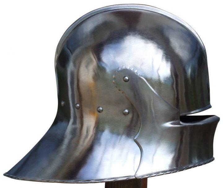 Duitse Sallet Helm 1480-1490