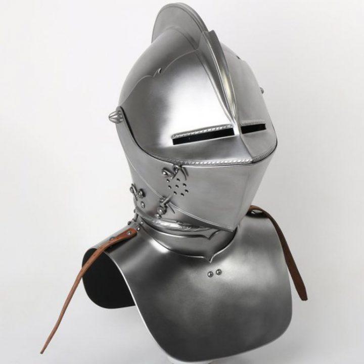 Duitse Renaissance Helm 16e eeuws