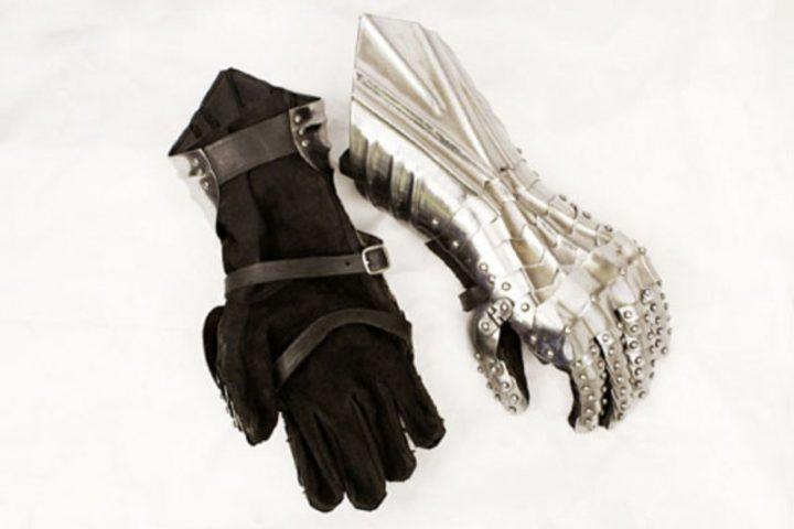 Handschoenen Middeleeuws
