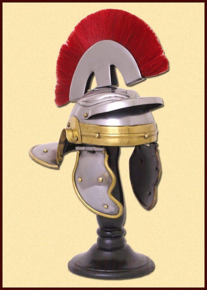 Miniatuur Romeinse Centurion Helm