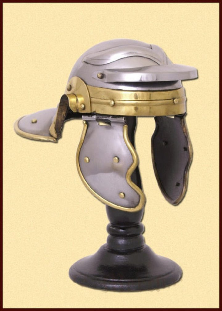 Miniatuur Romeinse Legionair Helm