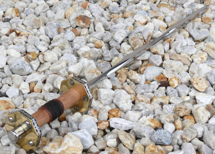 Middeleeuwse Schijvendolk 65 cm