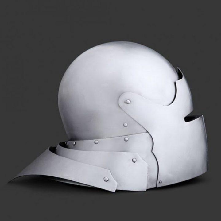 Duitse Sallet Helm 1450-1490