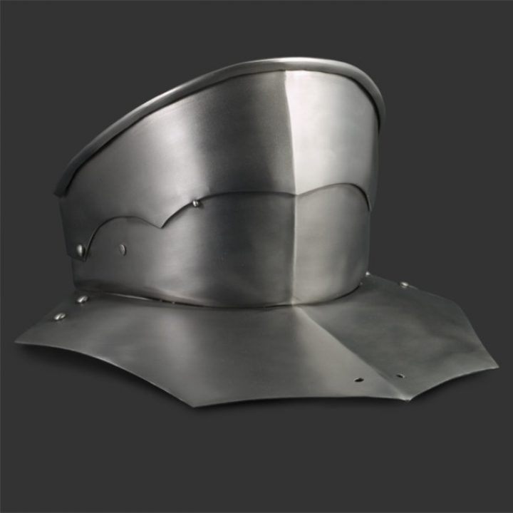 Gorget 15e eeuws