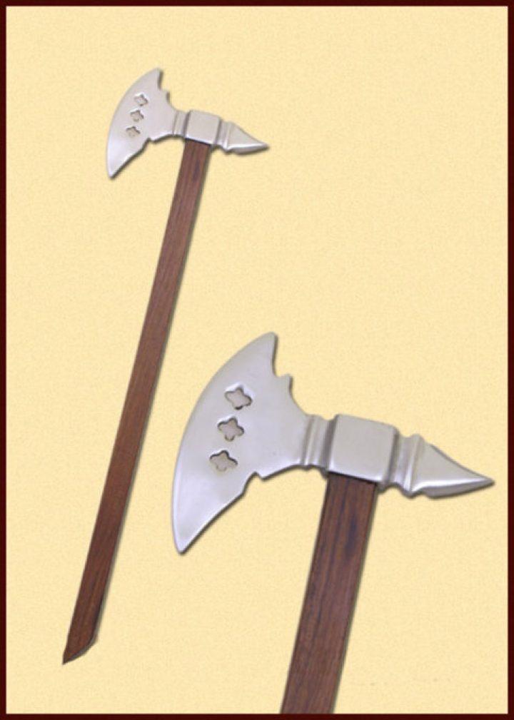 Middeleeuwse Slacht Axe rond 1460