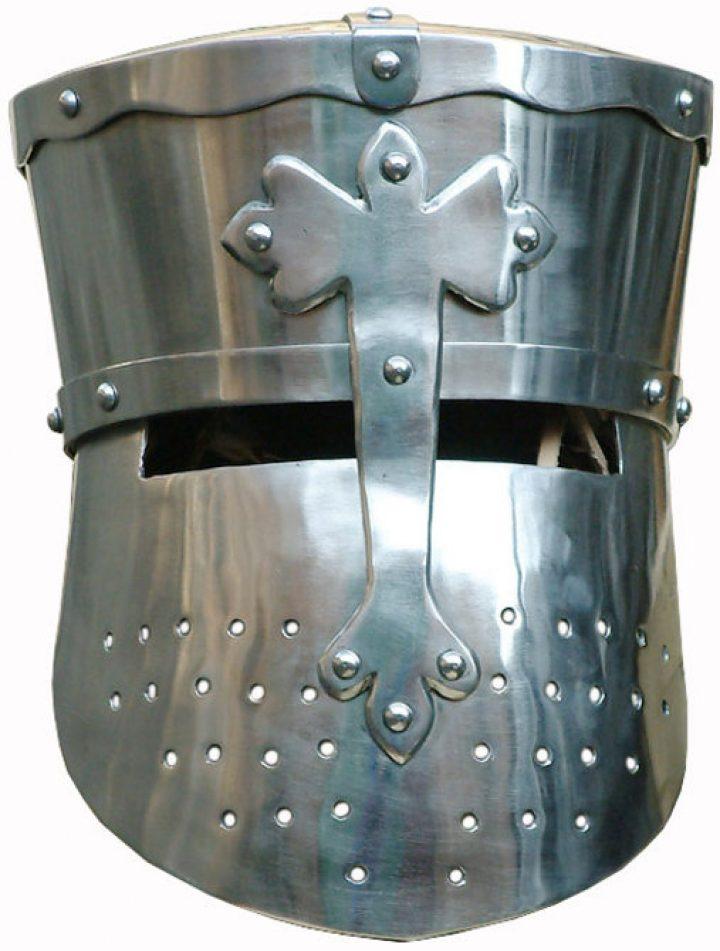 Duitse Kruisvaarders Pothelm