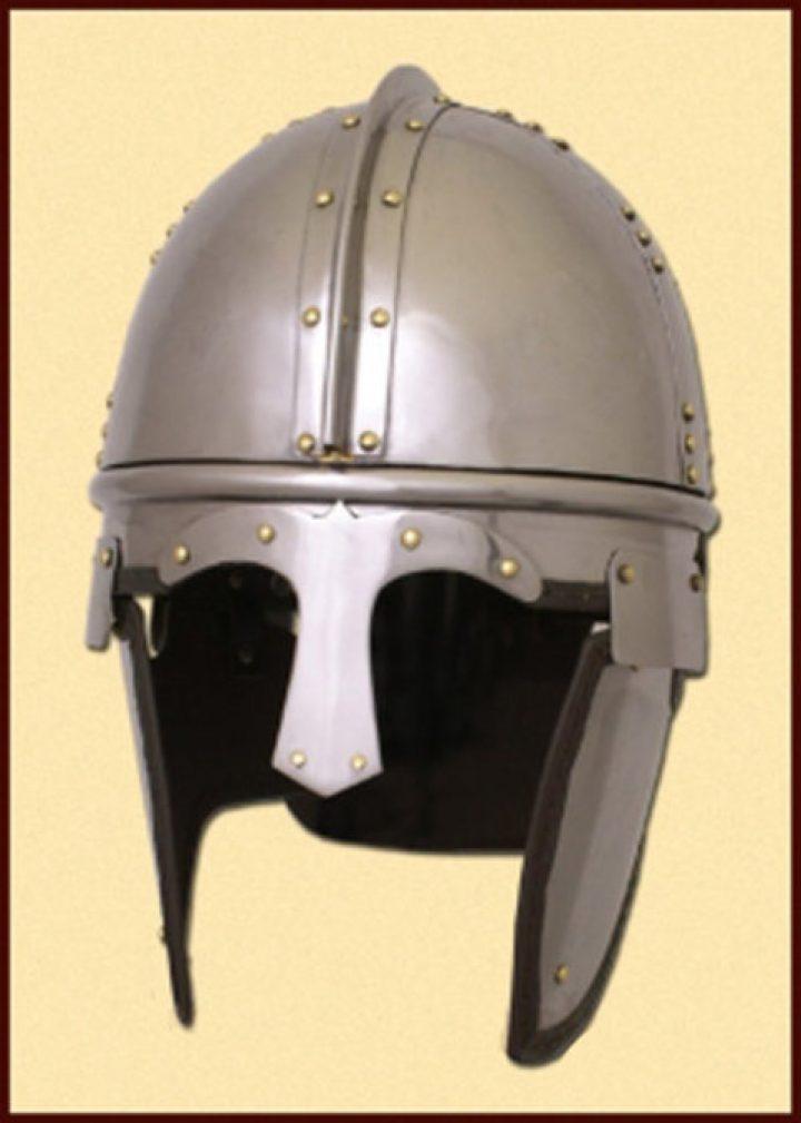 Laat Romeinse infanterie Helm