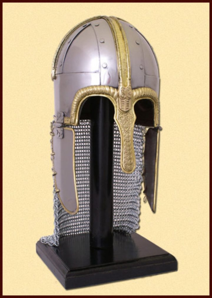 Wikinger Coppercate Helmet 8e eeuws