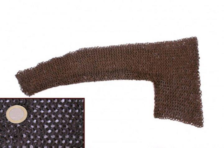 Malien armen, platte ring 8mm