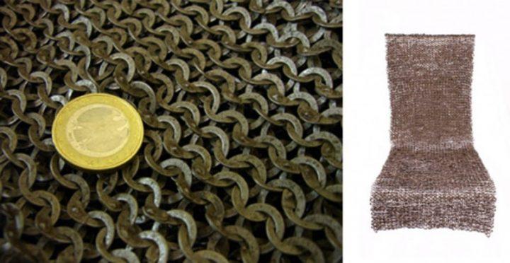 Malien stuk platte ring