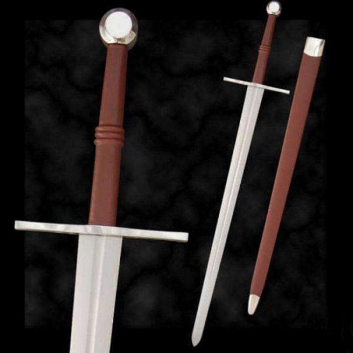 Mittelalter Anderthalbhänder Tinker Schaukampf Schwert