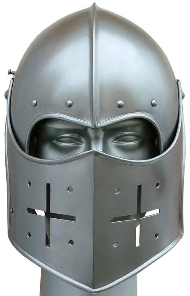 Late grote helm
