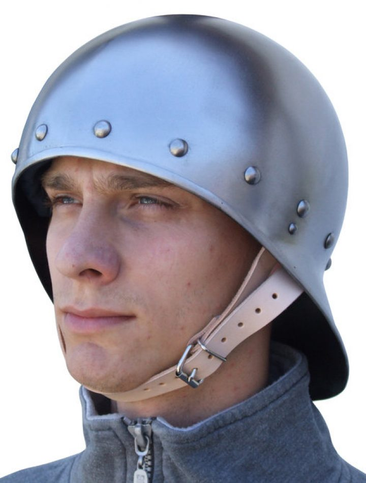 Sallet Helm 15e eeuws
