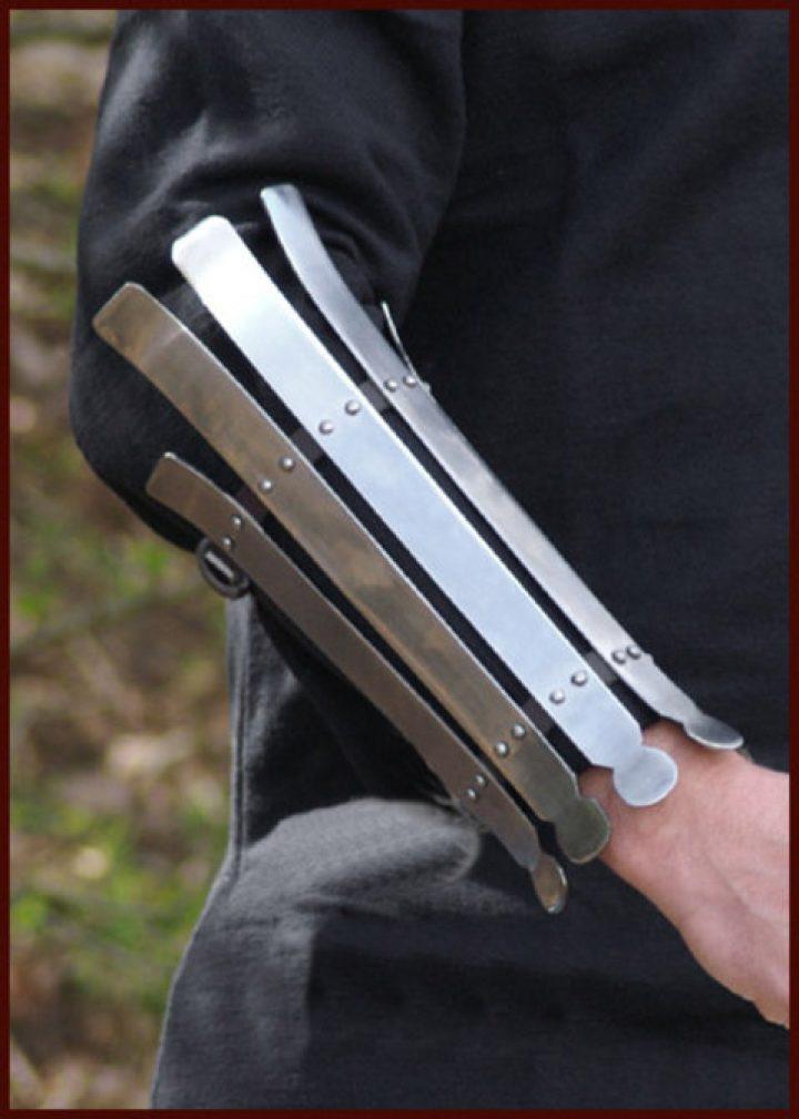 Viking Metalen Onderarm Beschermers