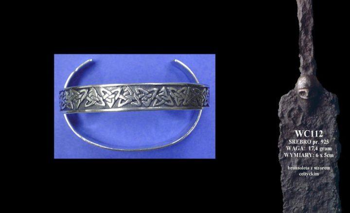 Celtic bracelet WC112