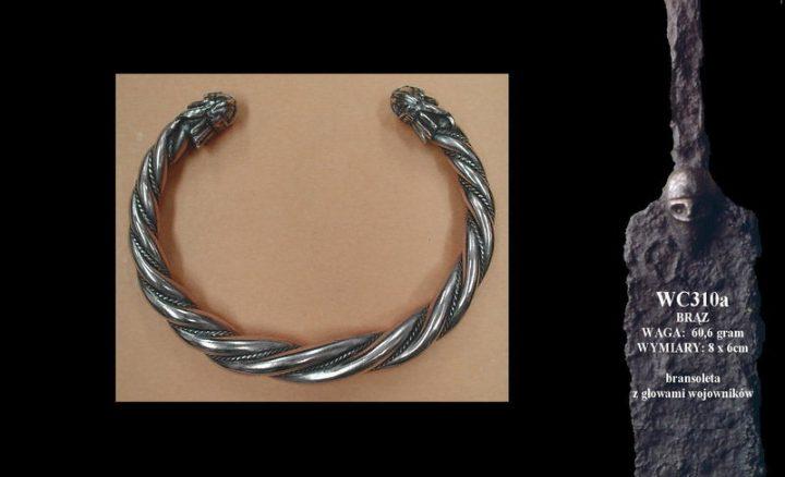 Viking bracelet, Burg, Gotland, 11th c.WC310B