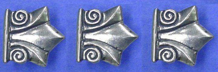 Viking Riembeslag Finougrian 9e eeuws Zilver