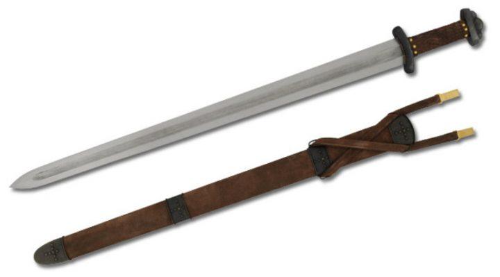 Viking Godfred Damast Zwaard 8e eeuws