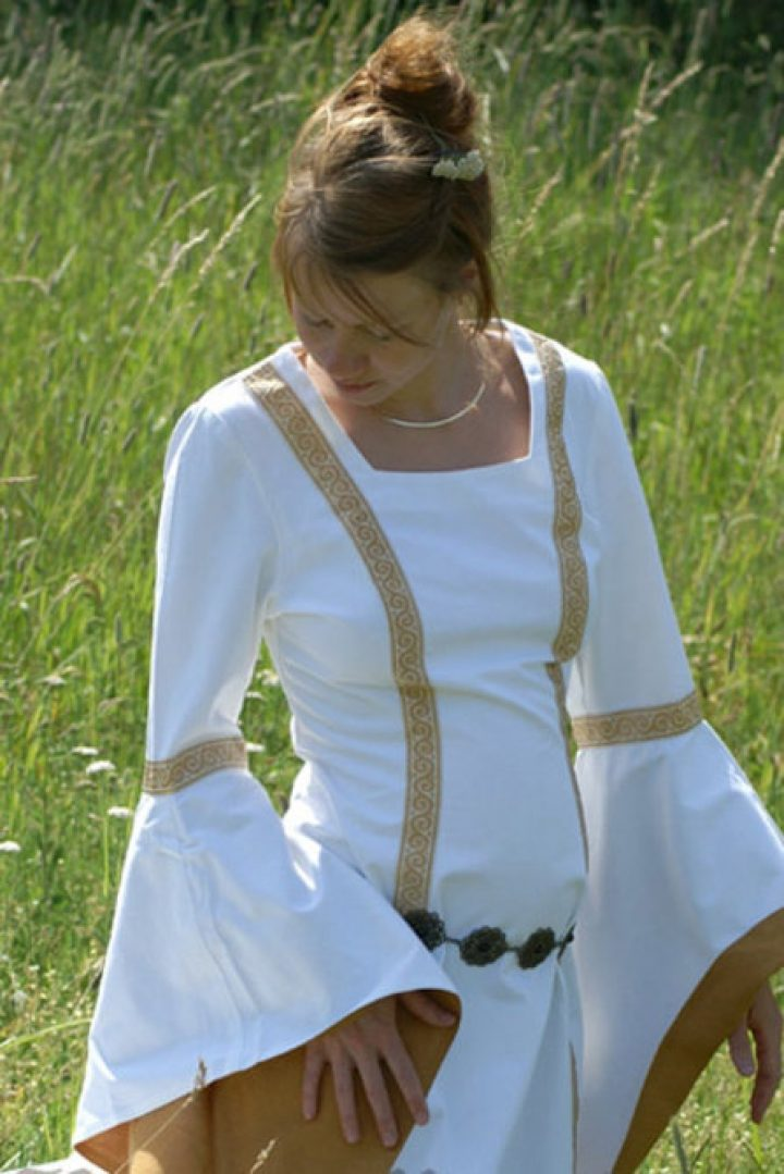 Middeleeuwse Bruidsjurk - Trouwjurk