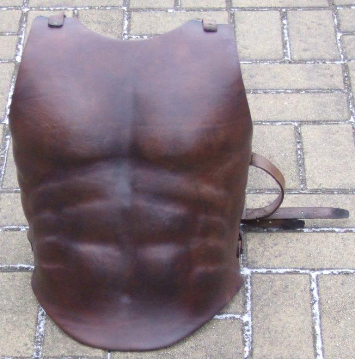 Gladiator, anatomisch geformte Brustplatte hvpef-8003