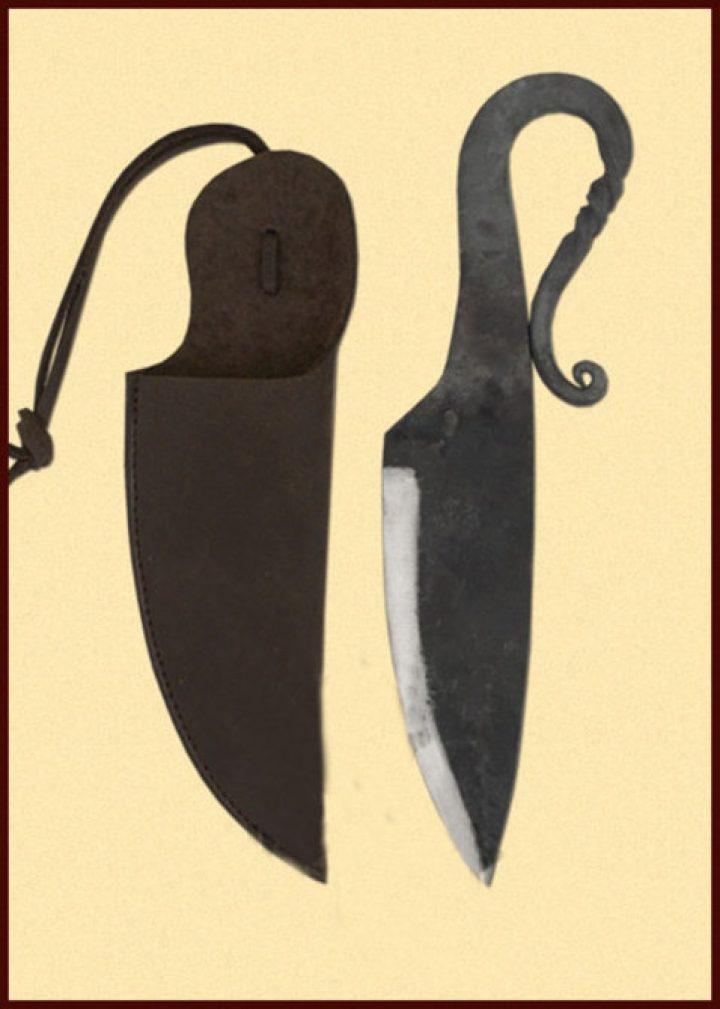 Mittelalter messer DHBMULF-KD-17
