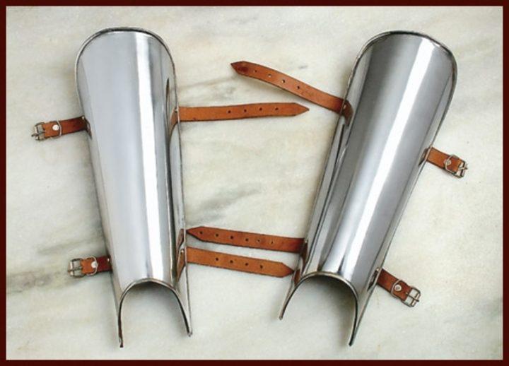 Rustung Bein Schutz DHBM-1016601400