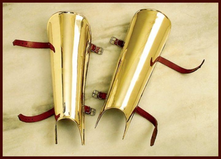 Rustung Bein Schutz DHBM-1016601401