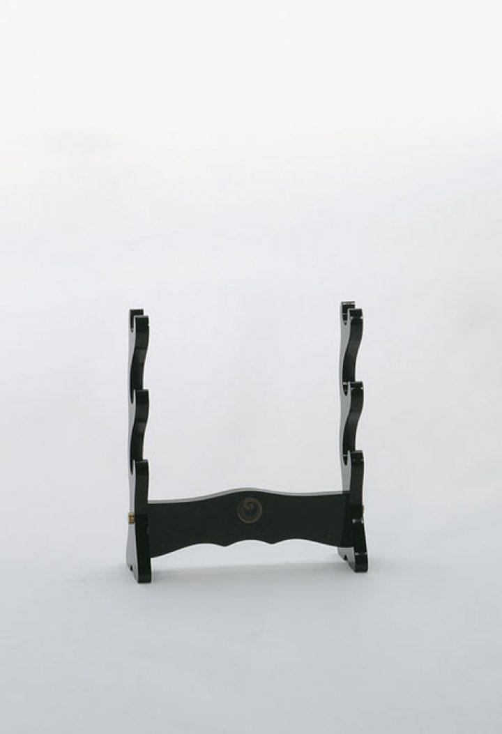 Tischstander fur drei Samuraischwerter