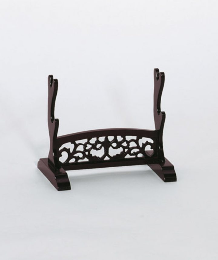 Table stand for two Samurai swords HS-80792
