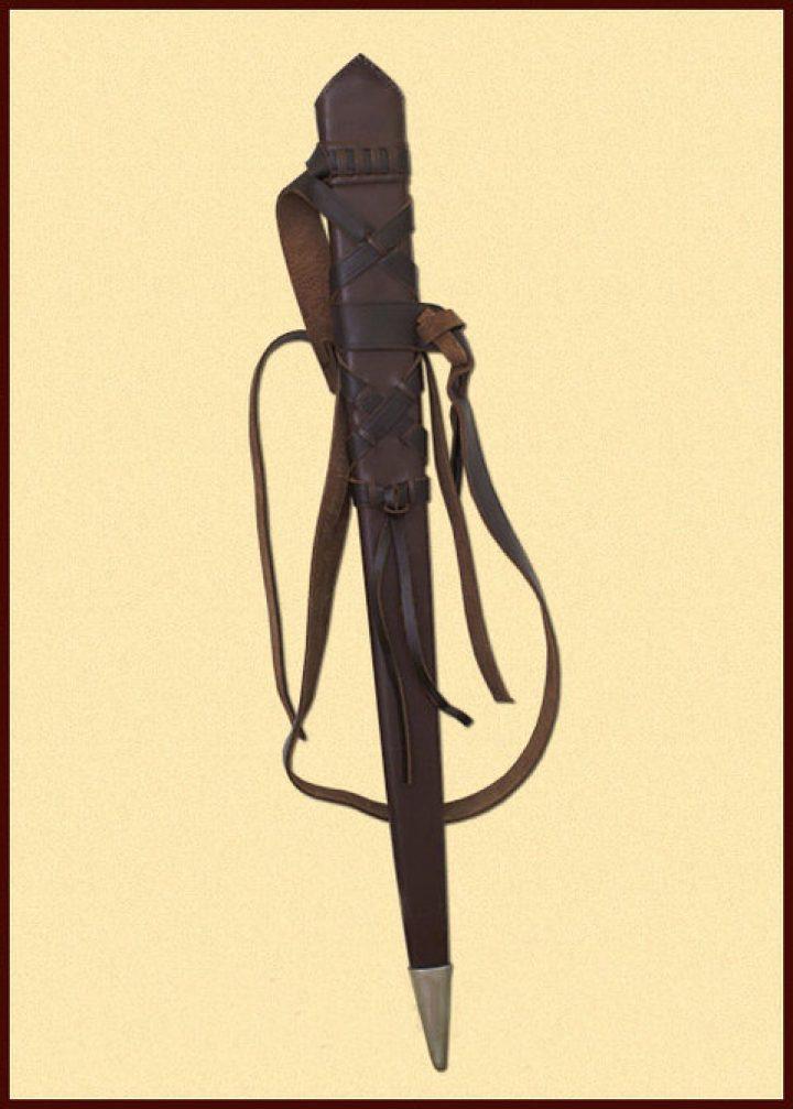 Schwertscheide