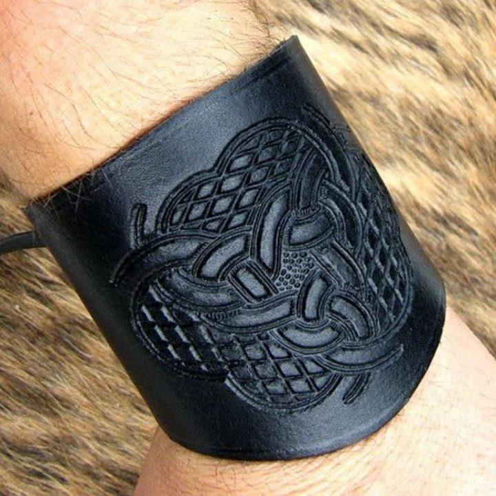 Polsbeschermer Keltische Knoop