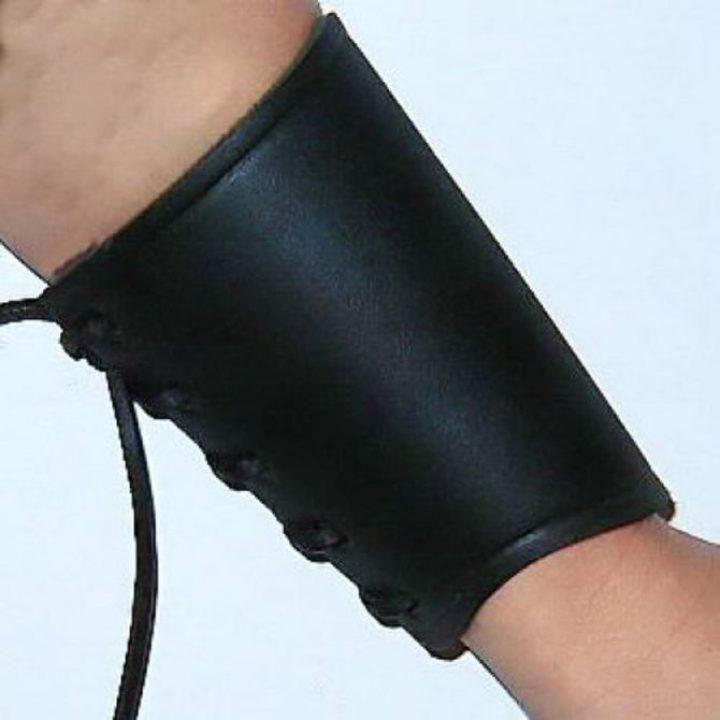 Polsbeschermer Middel zwart