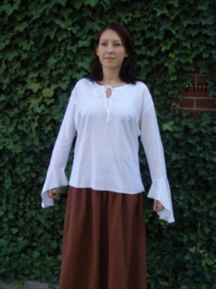 Middeleeuwse Dames Blouse