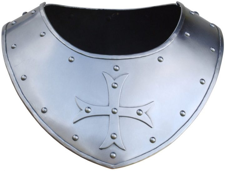 Metalen Kraag met Maltezer Kruis